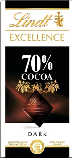 Lindt Excellence 70% 100g-02