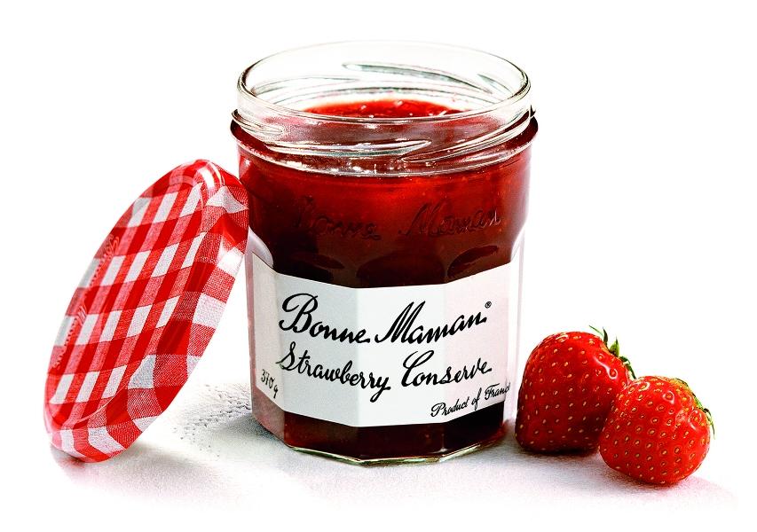 BM Strawberry 370g