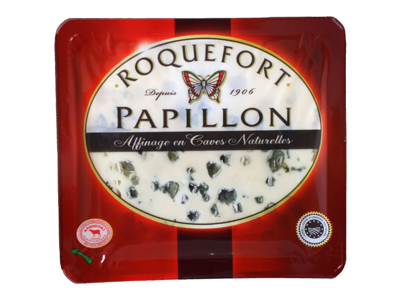 Bongrain-Papillon-Roquefort-Cheese-100g