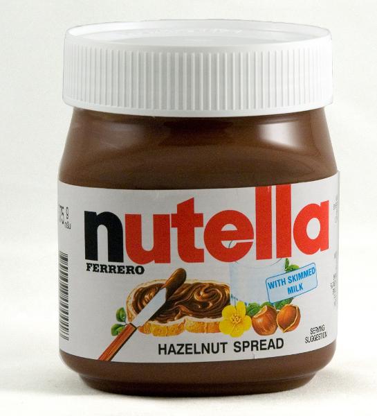 Nutella 375g