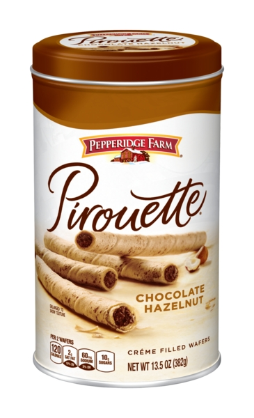 Pep Farm Wafers Hazelnut