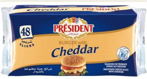 President-Cheese-Spread-Red-Cheddar-Burger-800 g
