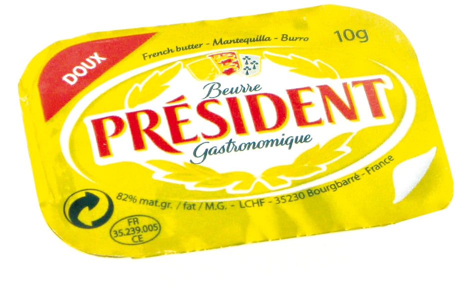 President-Minitubs-Unsalted-10g-1kg-82-Fat