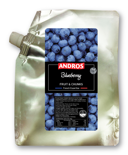 Single product short Blueberry-Fruit-&-Chunks