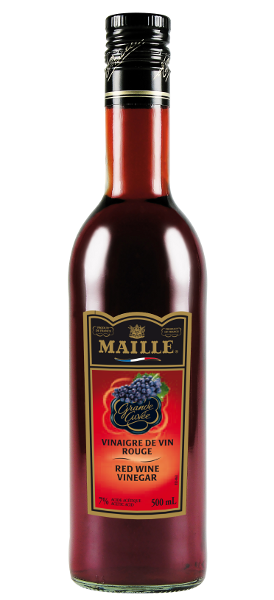 10012-THD détouré-MAILLE RED WINE VINEGAR 500 ml