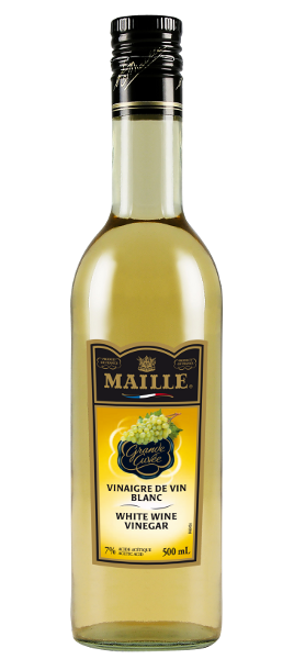 10012-THD détouré-MAILLE WHITE WINE Vinegar 500 ml