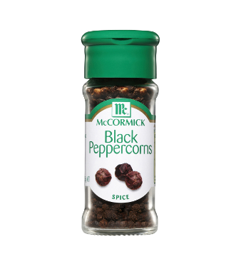 McCormick Regular Black Peppercorns