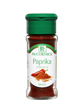 McCormick Regular Paprika Smoked