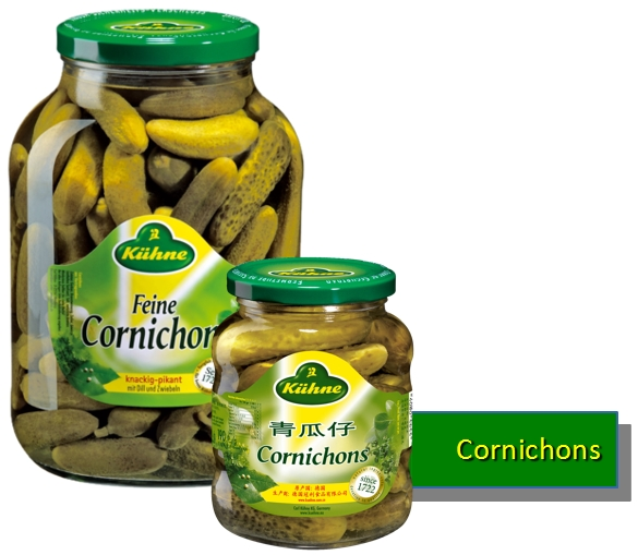 cornichon-range