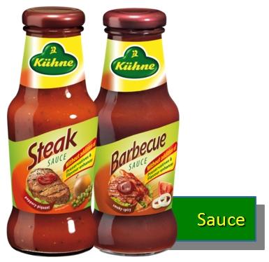 sauce-range
