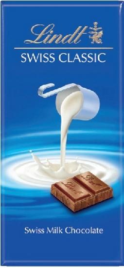 Lindt Classic Milk 100g