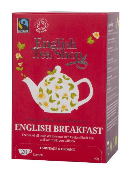 ENGLISH TEA SHOP ENGLISH BREAKFAST