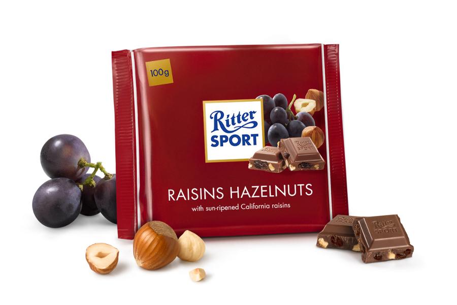 Raisins-Hazelnuts