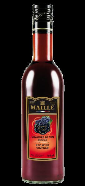 10012-THD détouré-MAILLE RED WINE VINEGAR 500 ml