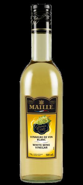 10012-THD détouré-MAILLE WHITE WINE Vinegar 500 ml