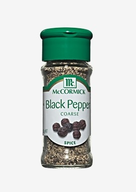 McCormick Regular Black Pepper Coarse